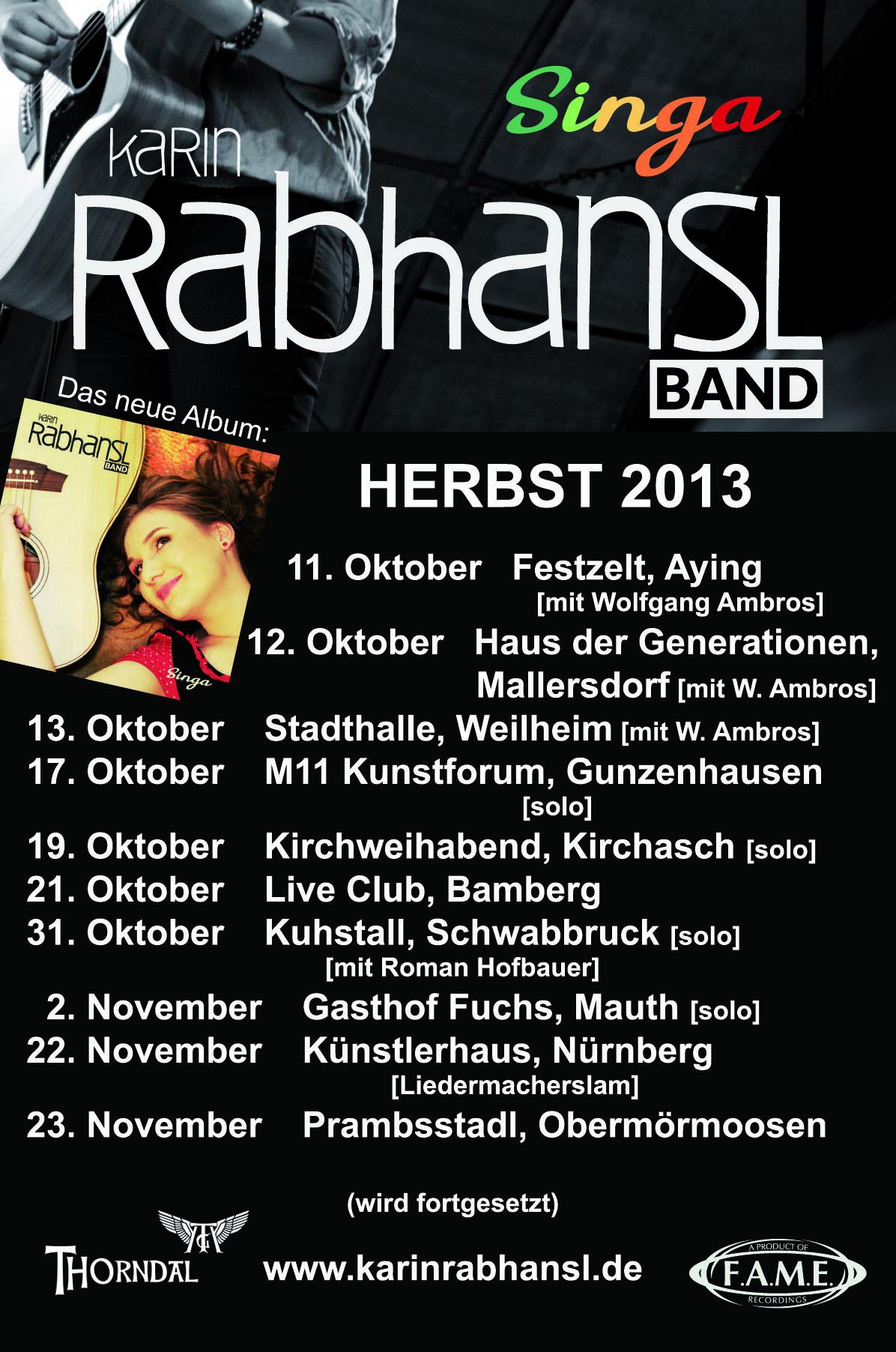 KarinRabhanslBand_tour2013_aktuell_Herbst2013